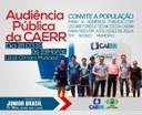 Audiência Pública da Caer