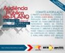 Audiência Pública do Plano